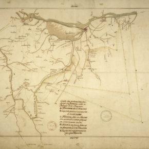 Старі мапи: Київщина