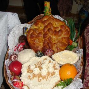 Великдень. Село Драгово, Хустський район, Ужгородська область.